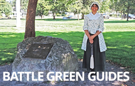 Battle Green Guides
